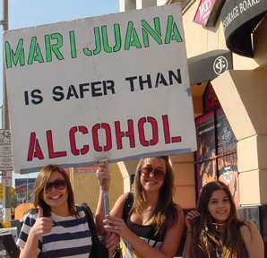 Positive Effects of Legalization