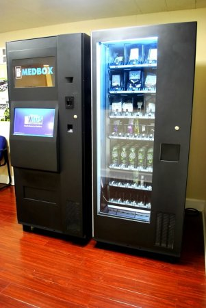 How Secure Are the MedBox Machines?