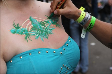 Cannabis Cup in Denver