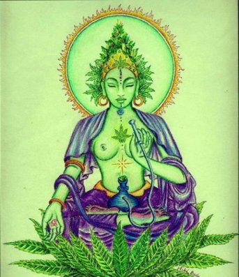Cannabis as Medicine for the Soul